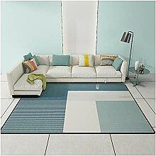 JIAJUAN Teppich Rechteckig Für Wohnzimmer