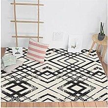 JIAJUAN Teppich Tapijt Für Wohnzimmer Bedside