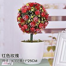 JIALE3536 Künstliche Blumen Die Familie