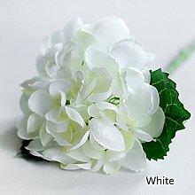JIALE3536 künstliche blumen Kunstseide Hortensie