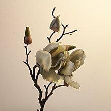 JIALE3536 Künstliche Blumen Seide Gewebe.Jade -