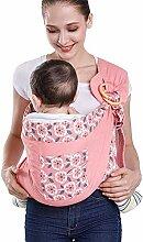 JIALIANG Baby Ring-Sling Atmungsaktiv Tragetuch