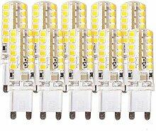 JIALUN-Glühbirne LED-Glühlampen, G9 klare Kapsel