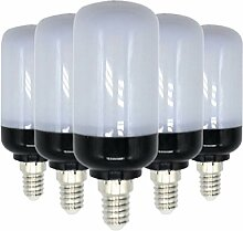 JIALUN- LED E14 5736 SMD 8 Watt 700 ~ 800lm 81LED
