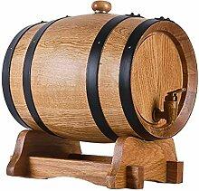 Jiamuxiangsi Weinregal Weinregal aus Holz 5L