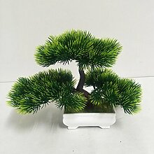 jianbo Home Decoration Künstliche Bonsai Zeder