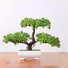 jianbo Künstliche pflanzen,Japanischer Pinien Mit