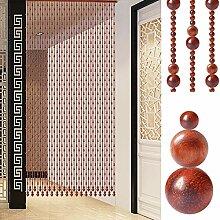 JIANFEI Perlenvorhang Türvorhang Fadenvorhang