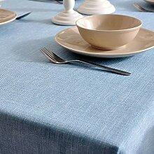 JIANFEI Tischdecke Tischtuch Rechteck Baumwolle