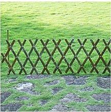JIANFEI-weilan Gartenzaun Steckzaun Leitplanke,