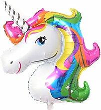 JianFeng Deko-Luftballon aus Folie, Motiv: