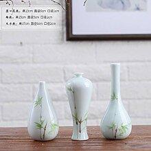 JIANG Dekoration Kleine Vase Keramik kreative