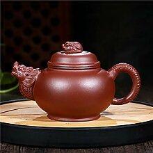 Jianganchun Long Shong Teekanne, handgefertigt,