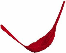 JIANGFU Baby-Hängematte, Kinder hundert Tage [Fotografie] Requisiten Haken [Wolle] Hängematte (Rot)
