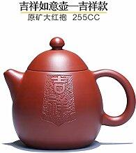JIANGNANCHUN Dahongpao Zhu Ni Teekanne berühmt
