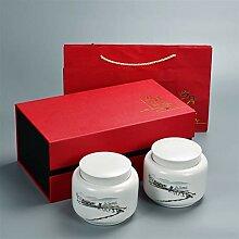 JIANGNANCHUN Tee-Set Teebox für jährliche