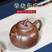 JIANGNANCHUN Teekanne mit abgeschrägtem Kaminholz