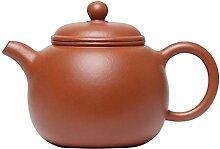 JIANGNANCHUN Zhuni handgefertigte Teekanne mit