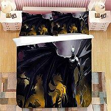 jiangshi Bettwäsche Set (Four Stück) Zum Batman