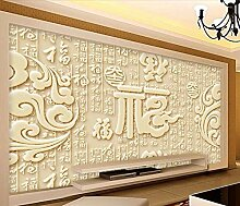 Jiangwei 3D Tapete Benutzerdefinierte Geprägte