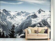 Jiangwei Tapete 3d Alpine