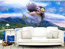 Jiangwei Tapete 3d fototapeten für wohnzimmer