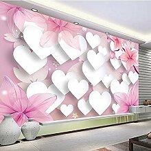 Jiangwei Tapete 3d für die Wand Home Princess