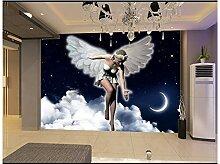 Jiangwei Tapete 3d Wandbilder für Wände Schöne
