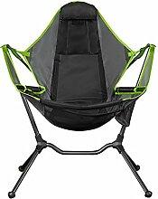 jiangye Stuhl Camping Schaukel Luxus Relaxsessel