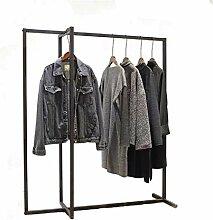 JIAO PAI Iron Art Kleiderständer, Metall Design