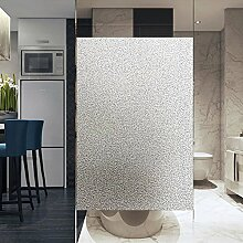 JiaQi Fensterfolie Milchglas,Badezimmer
