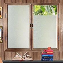 JiaQi Fensterfolie sichtschutz,Badezimmer