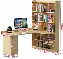 JiaQi L Förmige- Home Office Ecke Computertisch