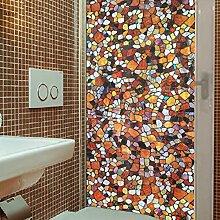 JiaQi Mosaik Fensterfolien,3D