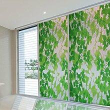 JiaQi Wasserdicht Fensteraufkleber,Glas