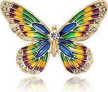 JICIMAOYI Hochwertige Tropfenfänger Schmetterling