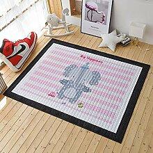 JIFAN 145 * 195 Cm Teppich, Kinderteppich Playmat