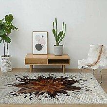 JIFAN Geometric Design Teppich, Nordic Kreative