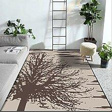 JIFAN Mädchen Kunstfaser Teppich, Nordic Haushalt