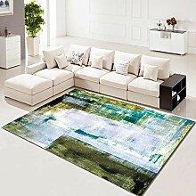 JIFAN Teppich, Abstrakte Kunst Teppich