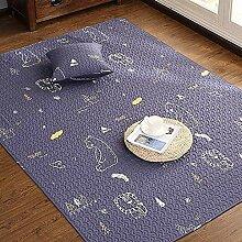 JIFAN Teppich, Kinderaktivität Rutschfeste