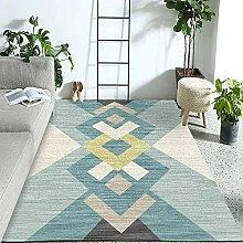 JIFAN Waschbar Teppich, Haushalt Kreative