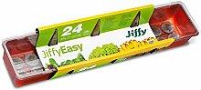 Jiffy 110010 Zimmergewächshaus (leicht) mit 36 mm