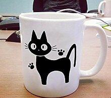 Jiji The Cat Mug; Kiki's Delivery Service Mug;