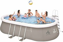 Jilong Chinook Quick-Up Swimming Pool Set