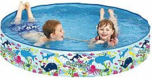 Jilong Planschbecken Happy Sea Pool ø120 x 25 cm