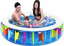 Jilong Rainbow Pool Ø 190 x 50 cm Kinderpool