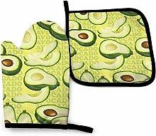 Jimbseo Avocado und Scheiben Avocado und Scheiben