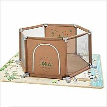 JIMI-I Kinder Spiel Zaun Baby Indoor-Spielplatz