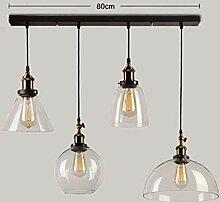 JIN Nützliche Kronleuchter Einfache Lampen